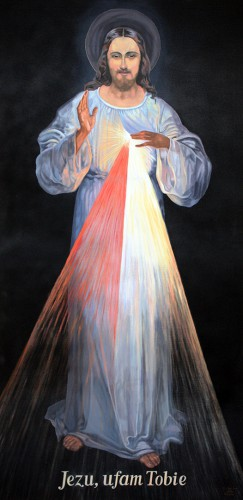 Merciful Jesus (copy) | 140 x 70 cm